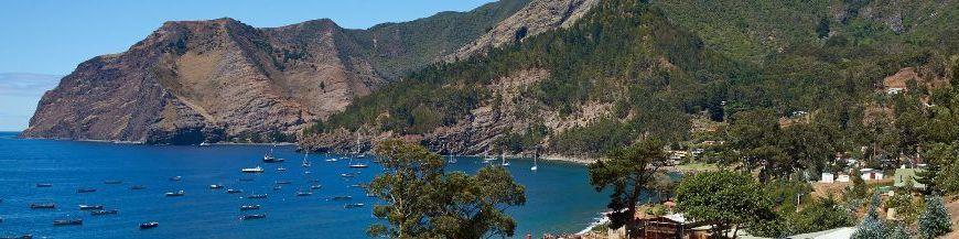 Chilie, Patagonie côtière