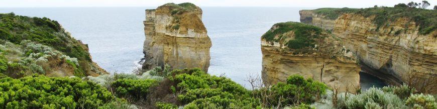 Sud Australie, Tasmanie